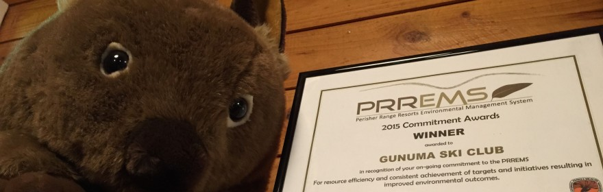 Gunuma wins PREMMS Environment Award