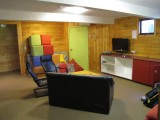Kids room, downstairs