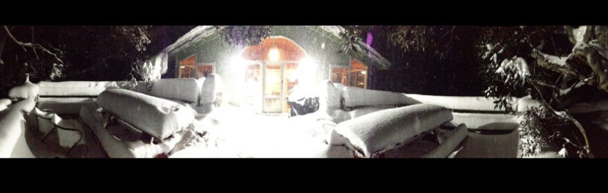 Gunuma Lodge by night
