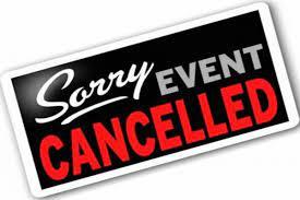 Events Canceled (Or Cancelled) - Devil's Lake State Park Area Visitor's  Guide - DevilsLakeWisconsin.com